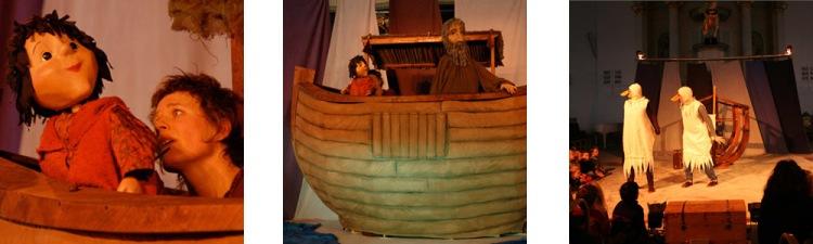 noahs ark.billedstripe